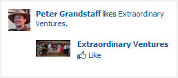 Peter Grandstaff likes Extraordinary Ventures